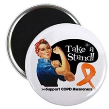 COPD Stand Magnet