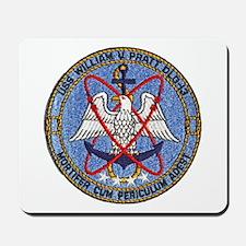 USS WILLIAM V. PRATT Mousepad