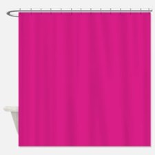 frozen pink queen Shower Curtain