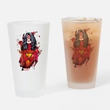 Spider-Woman Drinking Glass