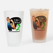 Cerebral Palsy Stand Drinking Glass