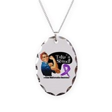 Chiari Malformation Stand Necklace