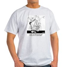Experiment Cartoon 6904 T-Shirt