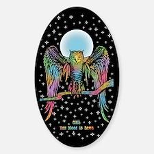Owl You Need Decal