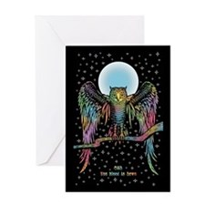 Owl You Need Greeting Card