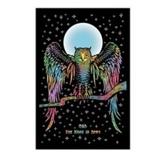Owl You Need Postcards (Package of 8)