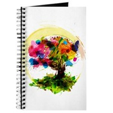 Watercolor Tree of Life Journal