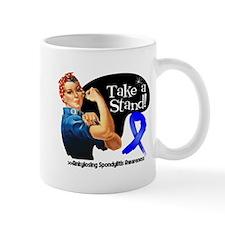 Ankylosing Spondylitis Stand Mug
