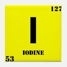 Iodine Tile Coaster