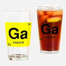 Gallium Drinking Glass