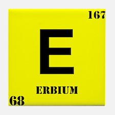 Erbium Tile Coaster