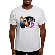 Alzheimers Disease Stand T-Shirt