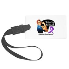 Alzheimers Disease Stand Luggage Tag