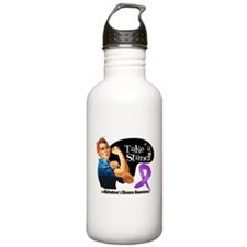 Alzheimers Disease St Water Bottle
