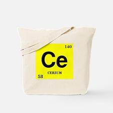 Cerium Tote Bag