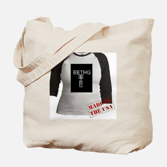 #Eethg Corps Inc Tote Bag