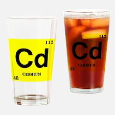 Cadmium Drinking Glass