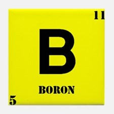 Boron Tile Coaster