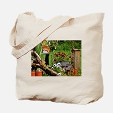 Unique Grosbeak Tote Bag