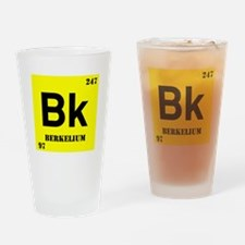 Berkelium Drinking Glass
