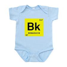 Berkelium Body Suit