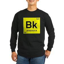 Berkelium Long Sleeve T-Shirt