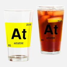 Astatine Drinking Glass