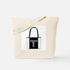 Cute D v s Tote Bag