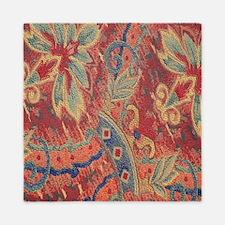 Floral Tapestry Queen Duvet