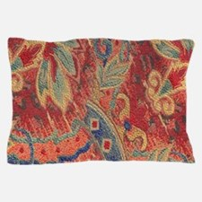Floral Tapestry Pillow Case