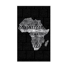 Africa Pattern Decal
