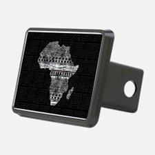 Africa Pattern Hitch Cover