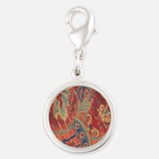 Floral Tapestry Charms