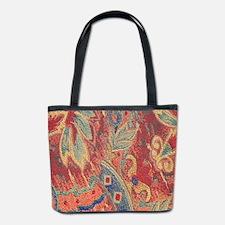 Floral Tapestry Bucket Bag