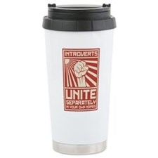 Unique Home alone Travel Mug