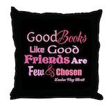 Friends Throw Pillows