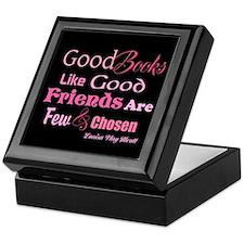 Books & Friends Keepsake Box
