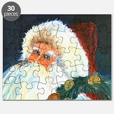 Old Fashion Santa Puzzle