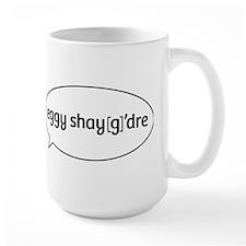 Eggy Shay Gdre New Mug