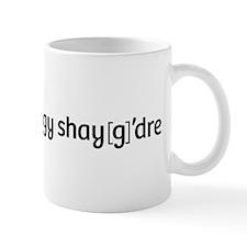 Eggy Shay Gdre Classic Mug