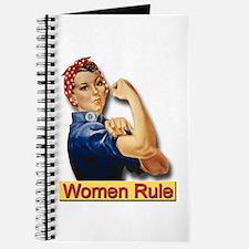 Women Rule Journal