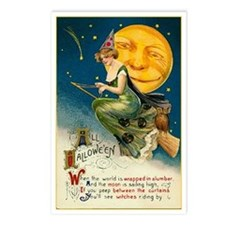 Witch Moon Postcards (Package of 8)