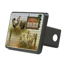 Home Sweet Home Chickens a Hitch Cover