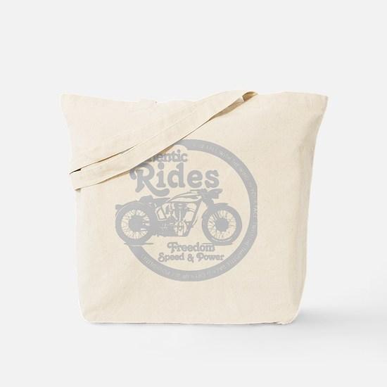 Unique Cafe racer Tote Bag