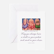 A Shell in your Pocket Greeting Cards (Package of