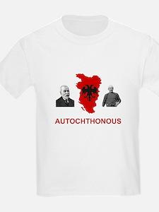 Autochthonous Albania T-Shirt