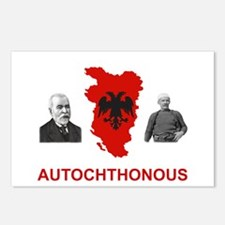 Autochthonous Albania Postcards (Package of 8)