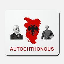 Autochthonous Albania Mousepad