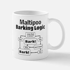 Maltipoo Logic Mug