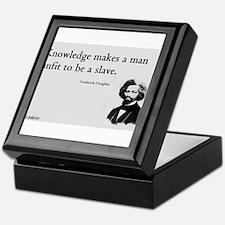 Frederick Douglas - Unfit to be a Slave Keepsake B